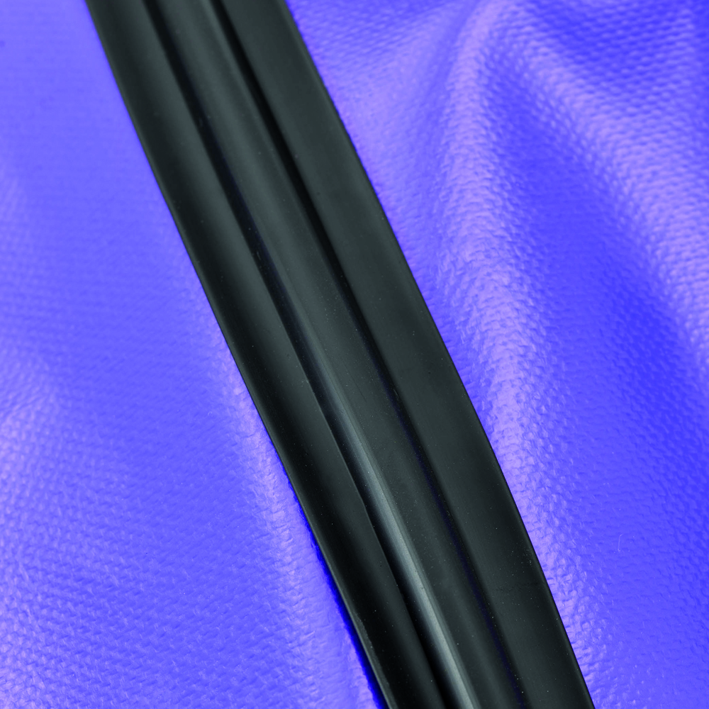 Close Up Full Hooper Tunnel 800 Purple - Welded Folded